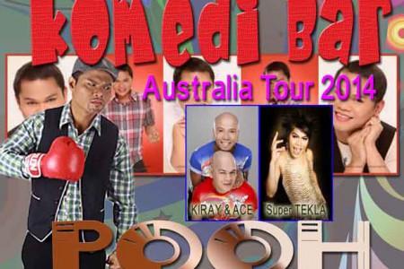 Pooh Australia Tour 2014