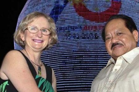 Australian envoy calls on President Aquino