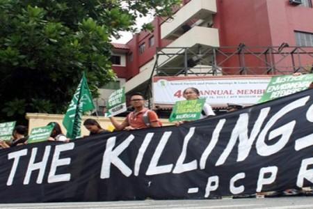 VP Robredo re extrajudicial killings