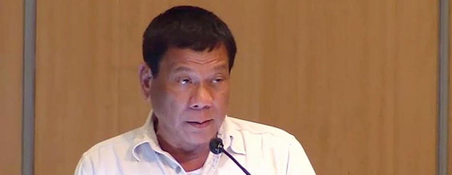Duterte to investigate intelligence, discretionary funds of LGUs