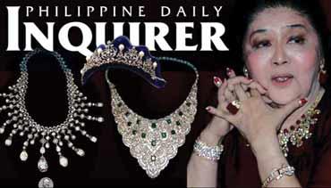 Imelda's Legendary Jewellery in the News Again