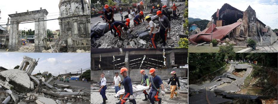 7.2 Magnitude Earthquake Trembles Central Visayas