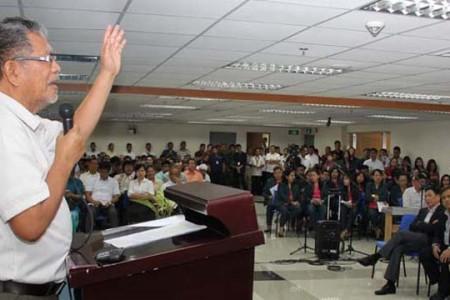 DILG calls on media for disaster preparedness collaboration