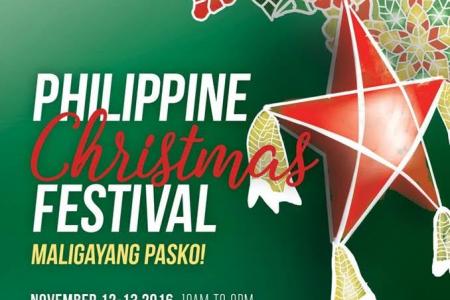 Philippine Christmas Festival in Sydney's Tumbalong Park