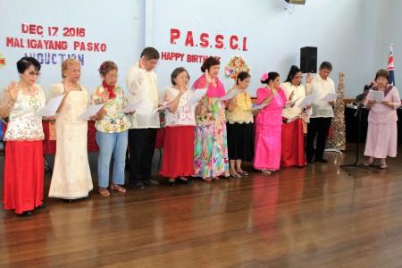 PASSCI Seniors Elect Officers