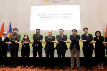 ASEAN+3 Forum Tackles Energy Security