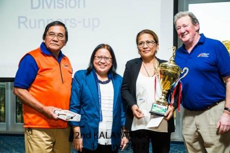 Priscillia Keogh Prevails at PAL KalayaanCup