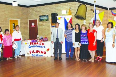 PLCAA Filipino community language school in Penrith, NSW