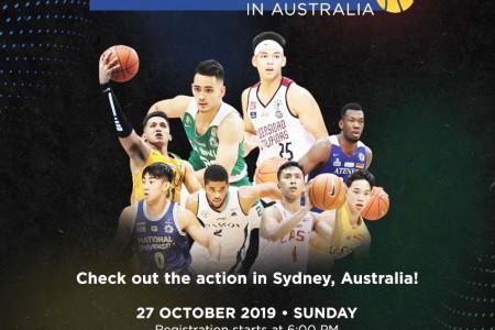 UAAP Basketball Watch Party in Parramatta