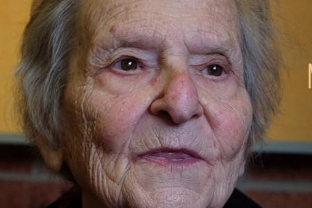Melbournean Erika Stahr, 90, saved by PH Pres. Quezon