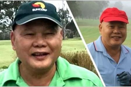 Goodbye to avid golfer and friend Nep Palomo