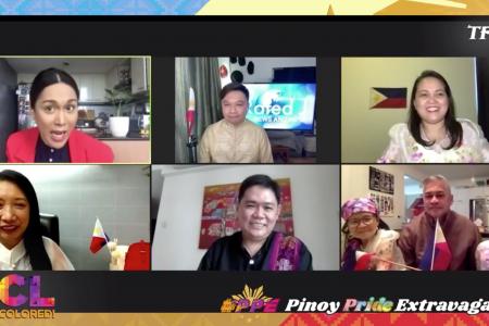 Sydney and Singapore Pinoys celebrate Philippine Independence Day via TFC Kapamilya
