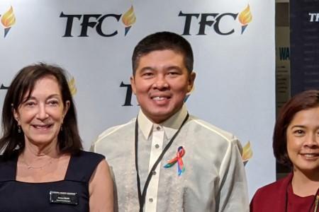 ABS-CBN Execs Leave Australia