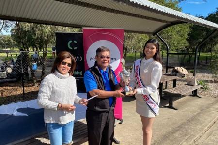 Bellavista's Ferdi Francisco takes PASC Unity Cup