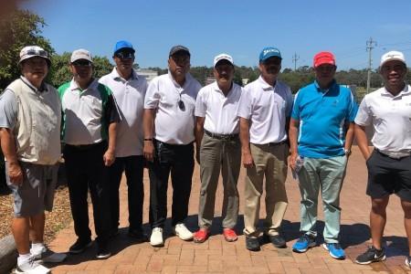 Fil-Oz and Villamayor win 2020 Interclub Golf Challenge