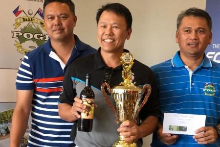 Tino Malubag bags POGI golf master
