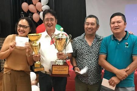 Alez Cruz takes Sydney Metro Golf and CB Metro Cup