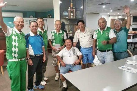 "85 Year Old DT Garcia wins Inaugural ""Araro Golf"""