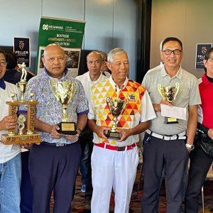Ed Monteiro grabs 23rd Knights golf tournament