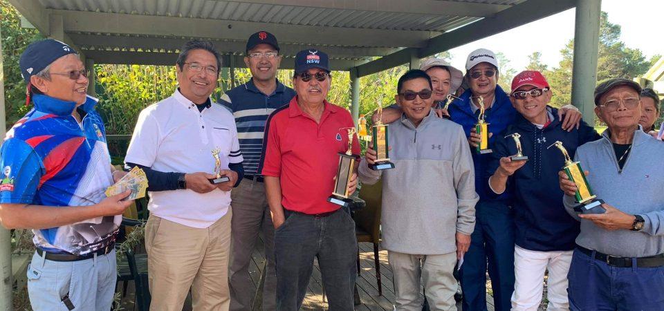Ed Tenorio wins New Hope Golf Tournament