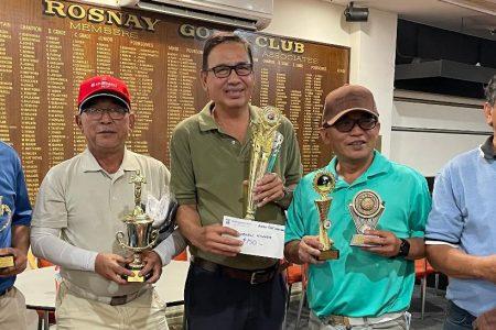 Zaldy Kapulong takes PASC Sydney Eagle's ASEAN Golf
