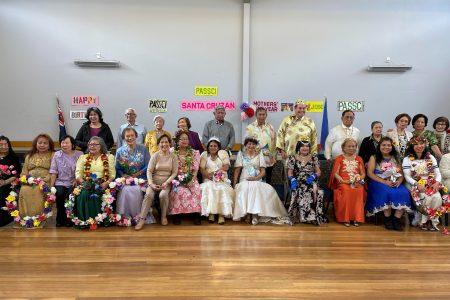 "PASSCI Seniors celebrate ""Mothers' Day"",  Santacrusan fest and May Seniors birthdays"