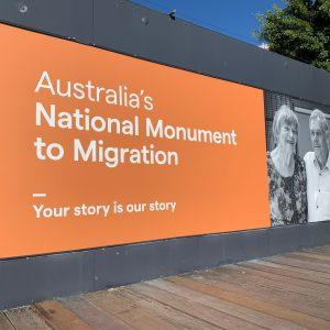 Invitation to Fil-Australian community to register for Nat'l Monument for Migration