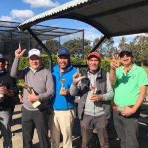 Joe Cura wins Rey Garcia Golf Cup